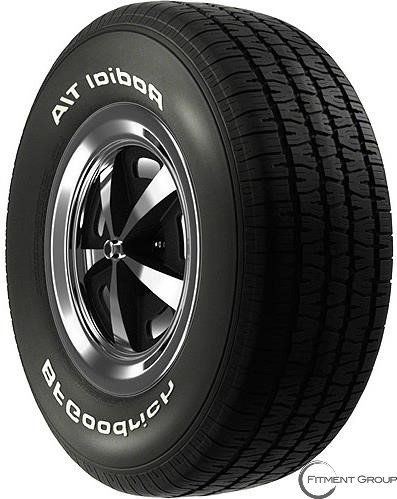 P245/55R18 RADIAL T/A SPECIAL 102T BW BF