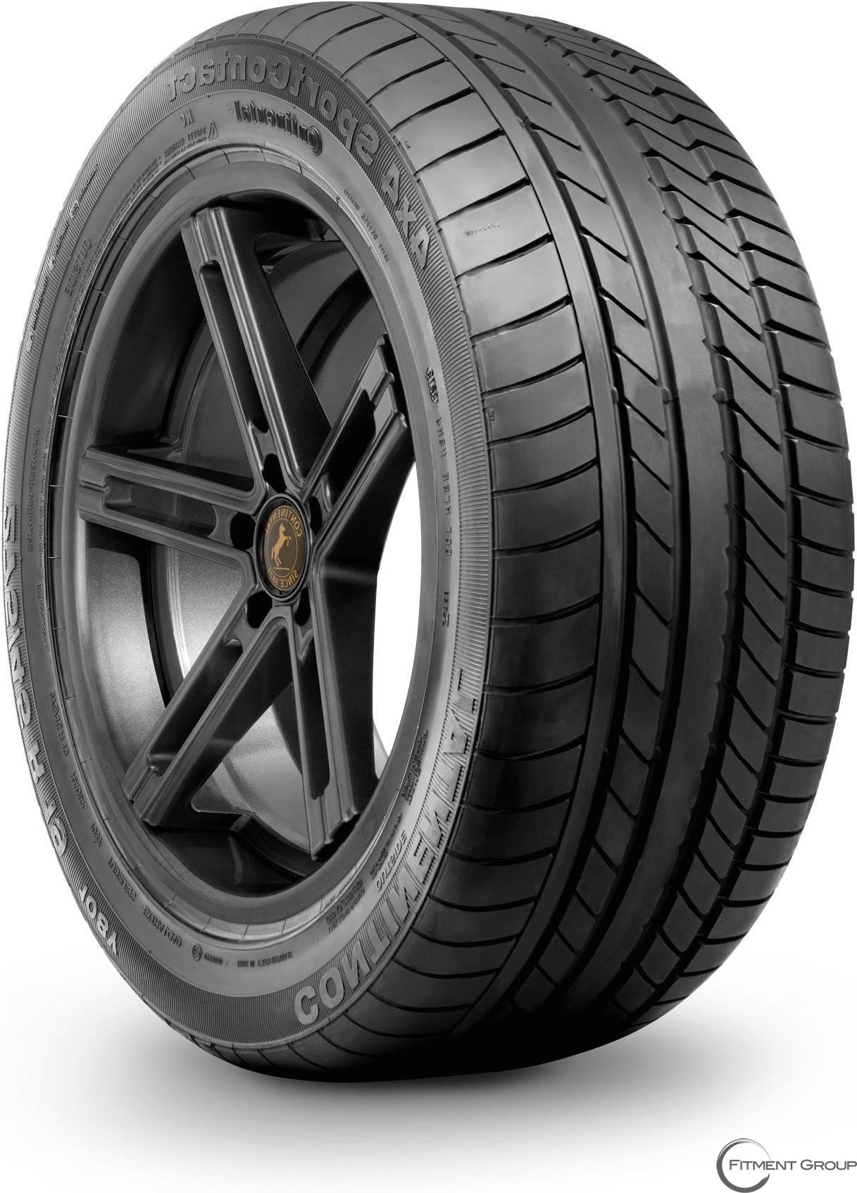275/40R20 106Y 4X4SPORTCONTACT CNT