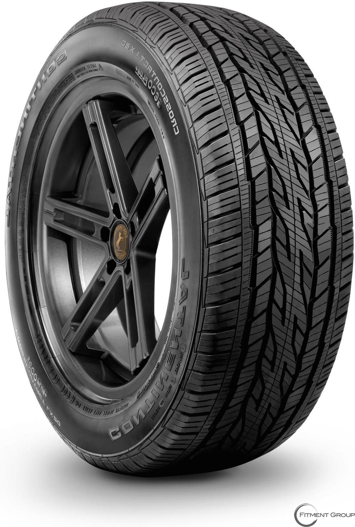 245/70R17 CROSS CONTACT LX20 110S OWL CONTI