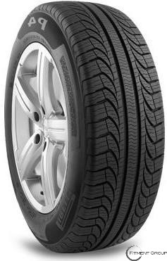 @***P185/65R14 P4 FOUR SEASONS+ 86T BW PIR